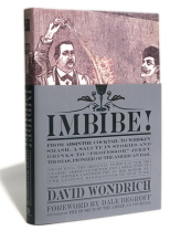 Lucky 32 Southern Kitchen's New Jersey Cocktail is inspired by a drink in David Wondrich's book, Imbibe!