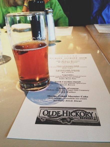 Hickory Dickory Dock Beer Dinner