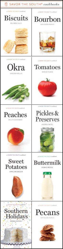 Savor the South Cookbooks